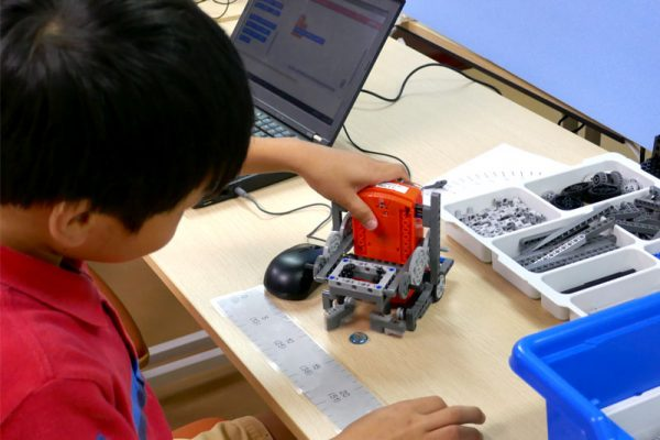 ロボット写真2