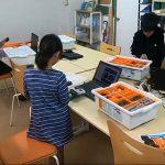 [レゴロボ]普段の教室の様子
