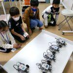 ロボット1Dayスクール「自動ブレーキロボをつくろう」を開催しました